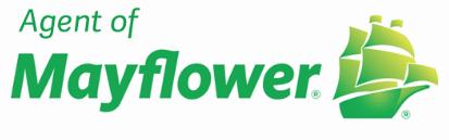Mayflower Logo Moving Company