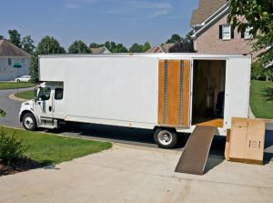 Moving Truck IMS Relocation Movers