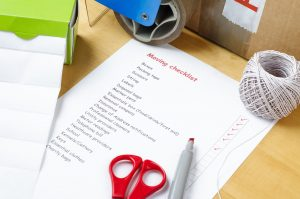 Long Distance Moving Checklist Moving Company