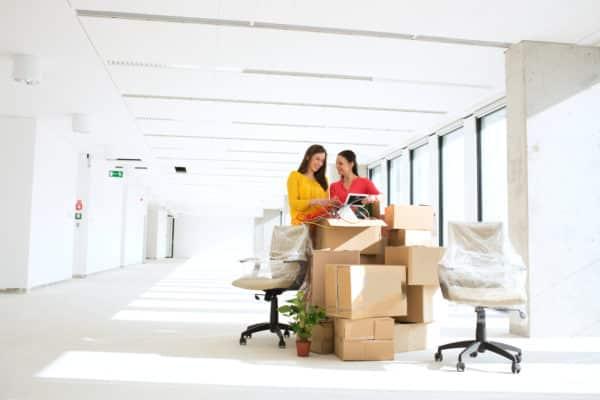 Dallas Office Move Business Moving Company