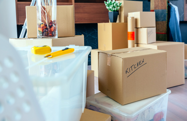 Moving Tips Label Boxes