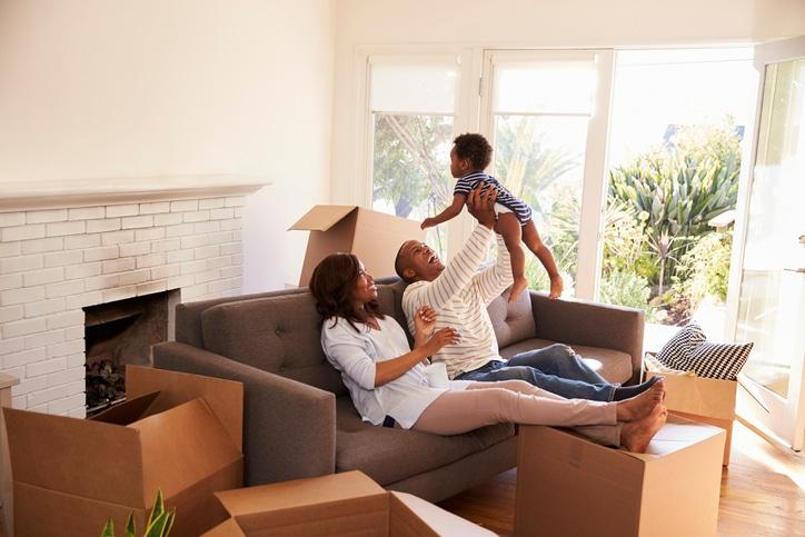 Moving Company Happy Customers