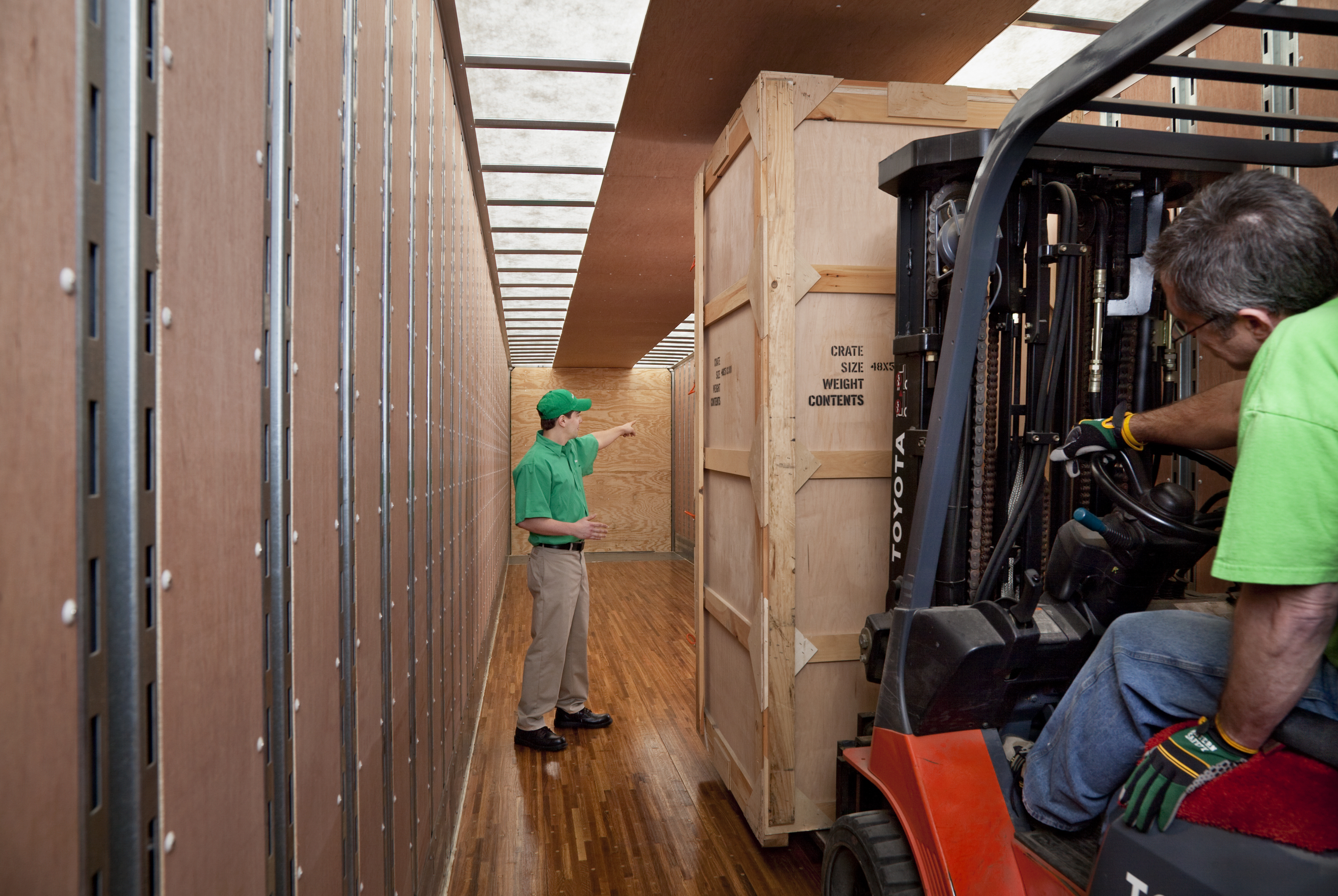 What Equipment Is Needed for Commercial Moves?