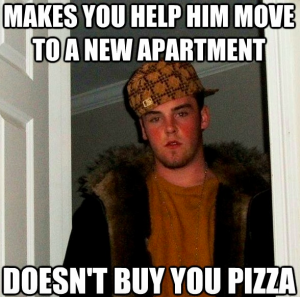 not cool bro moving meme