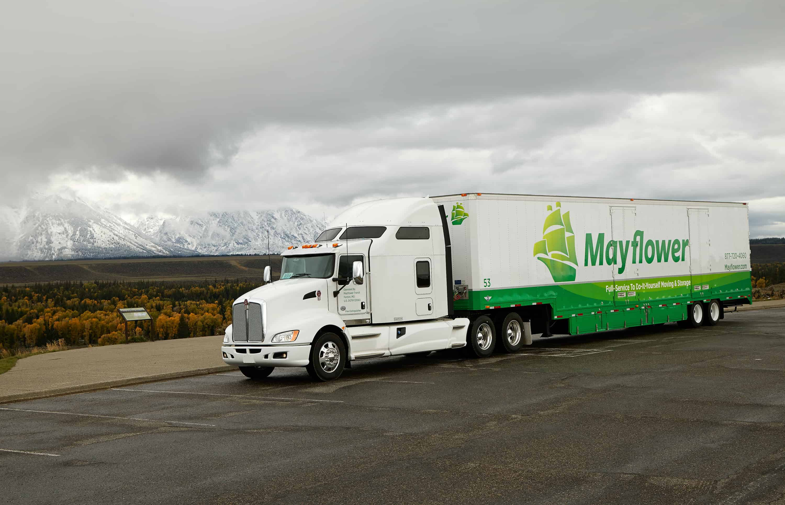 Benefits of Partnering with a Mayflower Agent Mover